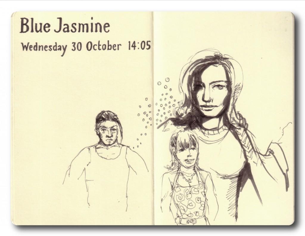 Blue Jasmine @ Soho