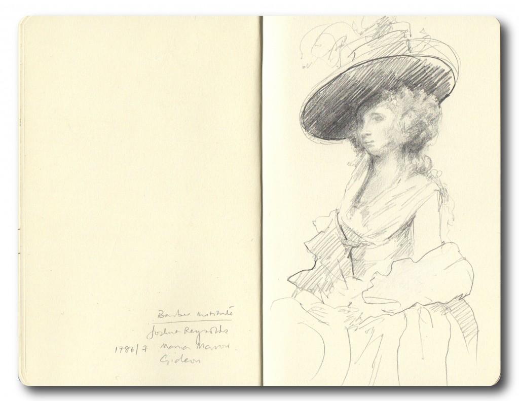 Maria Madrow Gideon 1786/7