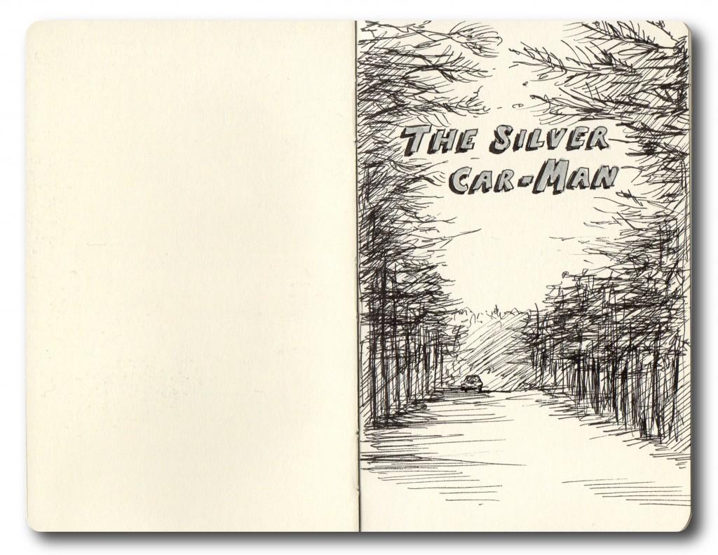 The Silver Car Man