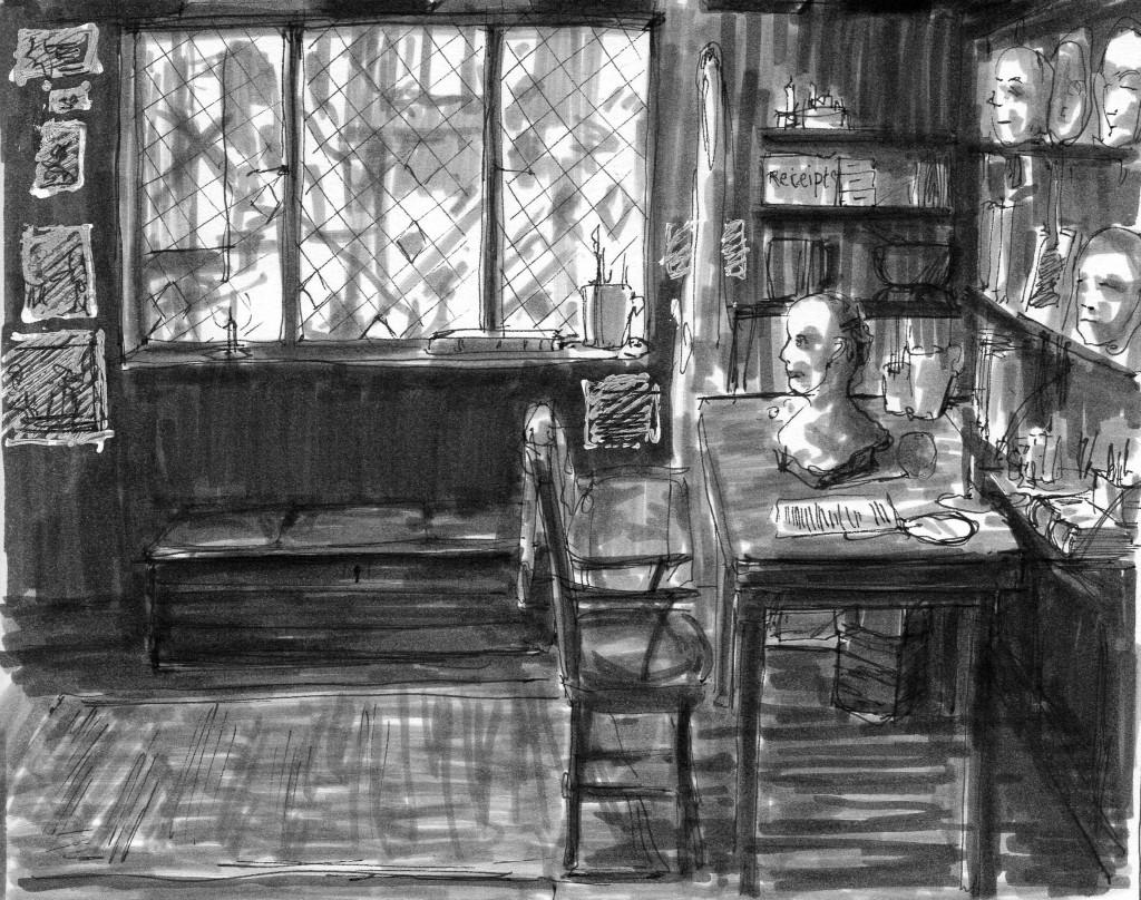 Studio - Faber Castell brush pen