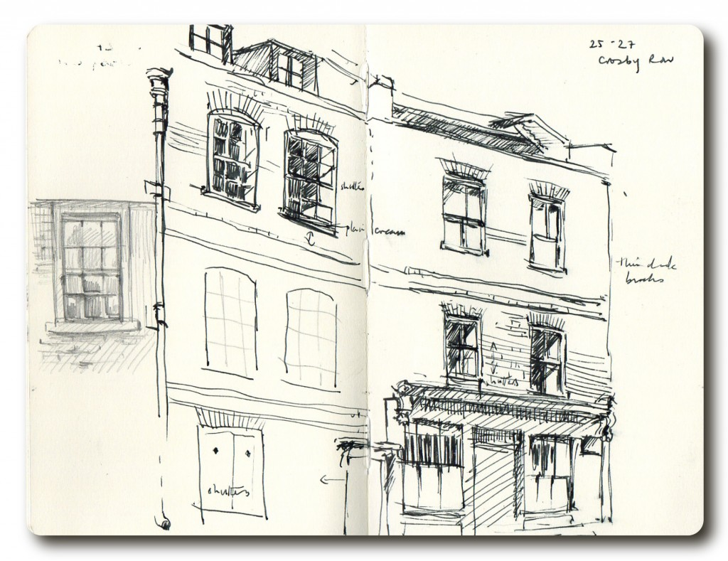 Crosby Row, Bermondsey